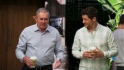 Karl Kennedy, Finn Kelly in Neighbours Episode 8103