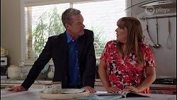 Paul Robinson, Terese Willis in Neighbours Episode 8105