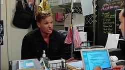 Vance Abernethy in Neighbours Episode 8105