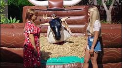 Terese Willis, Roxy Willis in Neighbours Episode 8105