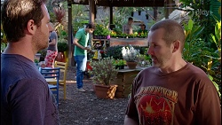 Shane Rebecchi, Toadie Rebecchi in Neighbours Episode 8105