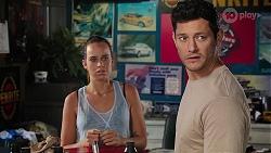 Bea Nilsson, Finn Kelly in Neighbours Episode 8106