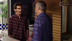 Ned Willis, Karl Kennedy in Neighbours Episode 8106