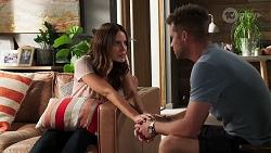 Elly Brennan, Mark Brennan in Neighbours Episode 8107