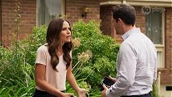Elly Brennan, Finn Kelly in Neighbours Episode 8107