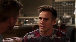 Aaron Brennan in Neighbours Episode 8107