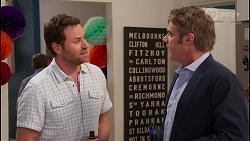 Shane Rebecchi, Gary Canning in Neighbours Episode 8109