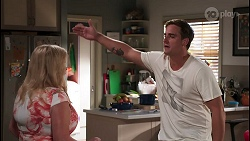 Sheila Canning, Kyle Canning in Neighbours Episode 8109