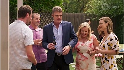 Shane Rebecchi, Toadie Rebecchi, Gary Canning, Sheila Canning, Amy Williams in Neighbours Episode 8109