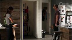 Elly Brennan, Mark Brennan in Neighbours Episode 8109