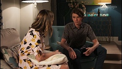 Amy Williams, Jimmy Williams in Neighbours Episode 8110