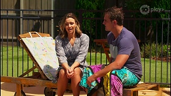 Amy Williams, Kyle Canning in Neighbours Episode 8110