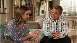 Amy Williams, Paul Robinson in Neighbours Episode 8110
