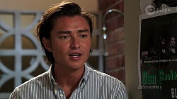 Leo Tanaka in Neighbours Episode 8111