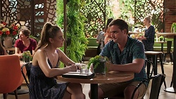 Chloe Brennan, Kyle Canning in Neighbours Episode 8111
