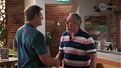 Kyle Canning, Karl Kennedy in Neighbours Episode 8111