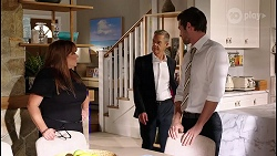 Terese Willis, Paul Robinson, Ned Willis in Neighbours Episode 8112