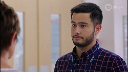 Susan Kennedy, David Tanaka in Neighbours Episode 8112