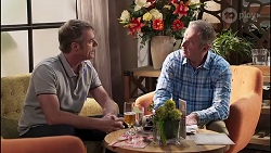Gary Canning, Paul Robinson in Neighbours Episode 8113