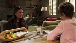 Elly Brennan, Susan Kennedy in Neighbours Episode 8113