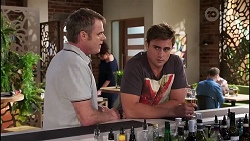 Gary Canning, Kyle Canning in Neighbours Episode 8113