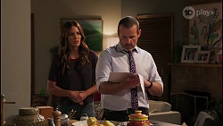 Elly Brennan, Toadie Rebecchi in Neighbours Episode 8114