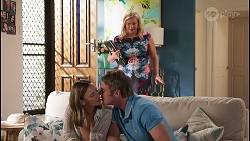 Sheila Canning, Amy Williams, Gary Canning in Neighbours Episode 8114