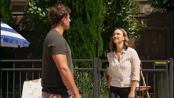 Kyle Canning, Amy Williams in Neighbours Episode 8114