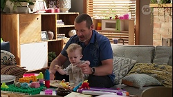 Toadie Rebecchi, Hugo Somers in Neighbours Episode 8114