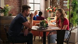 Mark Brennan, Chloe Brennan in Neighbours Episode 8114