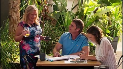 Sheila Canning, Gary Canning, Amy Williams in Neighbours Episode 8114