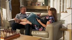 Paul Robinson, Terese Willis in Neighbours Episode 8116