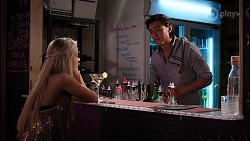 Roxy Willis, Leo Tanaka in Neighbours Episode 8116