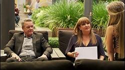 Paul Robinson, Terese Willis, Roxy Willis in Neighbours Episode 8116