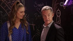 Chloe Brennan, Paul Robinson in Neighbours Episode 8116
