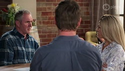 Karl Kennedy, Shane Rebecchi, Andrea Somers in Neighbours Episode 8117