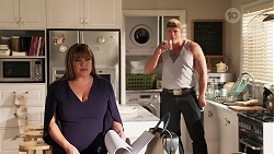 Terese Willis, Vance Abernethy in Neighbours Episode 8117
