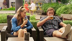 Chloe Brennan, Kyle Canning in Neighbours Episode 8117