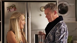 Roxy Willis, Paul Robinson in Neighbours Episode 8117