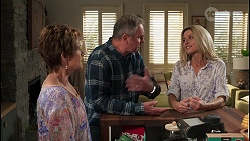 Susan Kennedy, Karl Kennedy, Andrea Somers in Neighbours Episode 8118