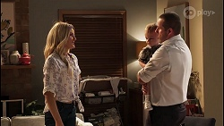 Andrea Somers, Hugo Somers, Toadie Rebecchi in Neighbours Episode 8118