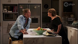 Vance Abernethy, Terese Willis in Neighbours Episode 8119