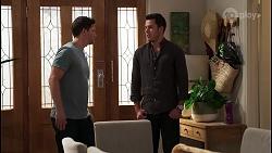 Finn Kelly, Shaun Watkins in Neighbours Episode 8119
