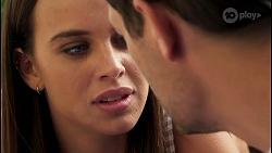 Bea Nilsson, Finn Kelly in Neighbours Episode 8119