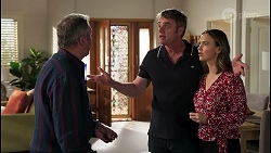 Karl Kennedy, Gary Canning, Amy Williams in Neighbours Episode 8120