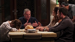 Susan Kennedy, Karl Kennedy, Elly Brennan, Shaun Watkins in Neighbours Episode 8120