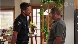 Mark Brennan, Toadie Rebecchi in Neighbours Episode 8121