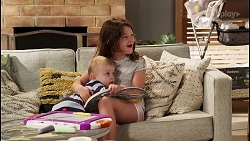 Hugo Somers, Nell Rebecchi in Neighbours Episode 8121