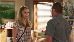 Willow Somers, Toadie Rebecchi in Neighbours Episode 8121