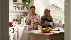 Amy Williams, Sheila Canning in Neighbours Episode 8121